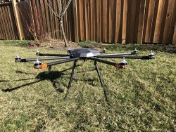 Large Octocopter for Industrial, Research, or Pro DIY Hobby Use (Open to Offers) Image #2