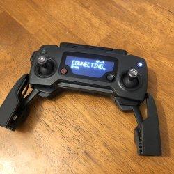 DJI Mavic Pro Platinum Remote and carrying case Image