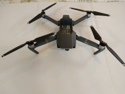 DJI Mavic Pro 4K Video Camera Quadcopter Drone ONLY - Replace your Crashed Drone! Image