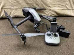 DJI Inspire 2 with X4S Camera - SOLD Image