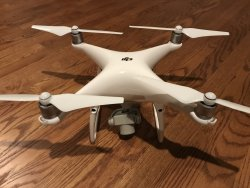 •DJI PHANTOM 4 PRO BUNDLE•Drone•Carrying Case•2 EXTRA Batteries•GREAT Condition•Only 50 hours Flown Image #3