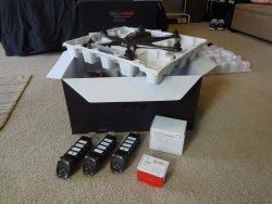 Walkera Tali H500, inc gimbal/camera, 2 extra batteries Image #3
