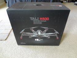 Walkera Tali H500, inc gimbal/camera, 2 extra batteries Image #2