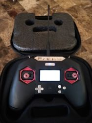 Frsky Xlite remote with Upgrades Image #3