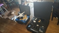 ON SALE for the WEEKEND! $$250.00  ***DJI Phantom 2 Drone with Gimble and Monitor System***. Image