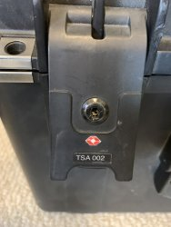DJI INSPIRE 2 TRAVEL MODE CASE FOR CENDENCE, CRYSTALSKY TSA LOCKS Image