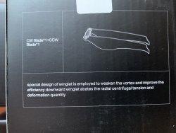 T-Motor Folding Props - Winglet Style - Custom for DJi Inspire 2 Image #4