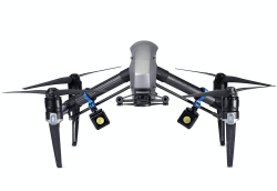 LIGHTING KIT FOR DJI INSPIRE 1 & 2 DRONE LUMECUBE Image