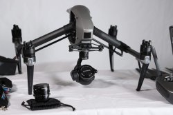 DJI Inspire 2 with extras...Zenmuse X5s camera 14-42mm Olympus lens 15mm DJI Lens Image #3