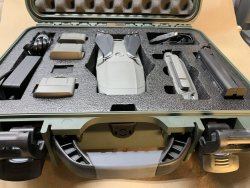DJI Mavic 2 Pro with 4 batteries and hard case Image #3