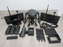 "Yuneec Typhoon H with 2 controllers, 5"" external monitor, CGO3+ camera, and more!!! Image"