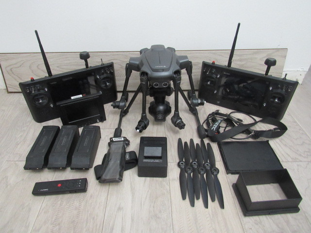 "Yuneec Typhoon H with 2 controllers, 5"" external monitor, CGO3+ camera, and more!!! REDUCED Image #1"