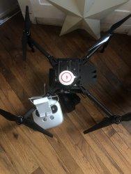 DJI Matrice 100 Drone + Extras Image