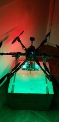 Carbon Fiber Custom Drone Image