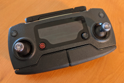 Mavic Pro Drone Controller Image