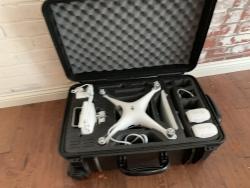 NDVI Built in Sensor Phantom 4 Pro ( Ag Drone) Image