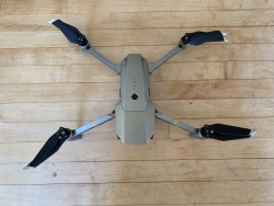 DJI Mavic Pro Platinum with extra bettery, 64 GB SD Card, Drone Bag, Controller, and charging equipment Image #2