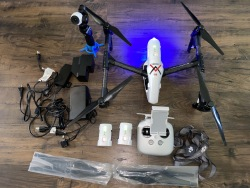 DJI Inspire 1 V 1 with Osmo (Great for Real Estate Shoots) Image