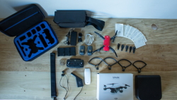 DJI SPARK FLY MORE COMBO DRONE !!WITH EXTRAS!! Image