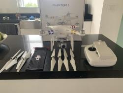 Phantom 3 4K Drone Image