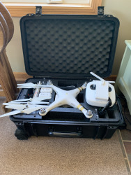 Phantom 3 Pro Excellent Condition Accessories Included Image