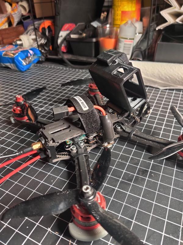 Custom FPV Drone Image #1