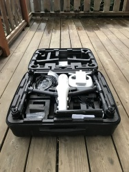 Used  DJI Inspire 1 V.2 - Comes with everything Image #4