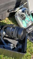 DJI X5 Camera Image