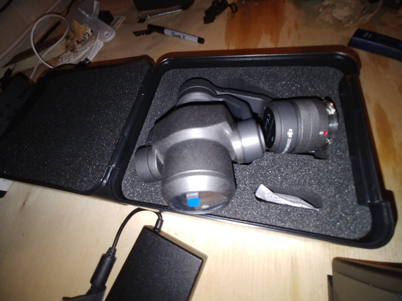 DJI Matrice 200 with Camera Like New Image #1