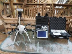SkyRanger R60 - Complete system. Military grade. Like new condition. Image