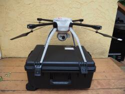 SkyRanger R60 - Complete system. Military grade. Like new condition. Image #2