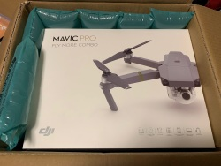 BRAND NEW Mavic Pro Fly More Combo w/ Combo Gimbal Guard / Clamp Image