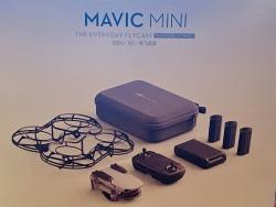 Mavic Mini Fly More Combo Image