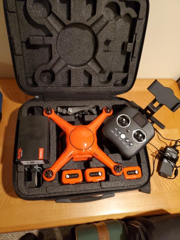 Autel X-star Drone Image #1