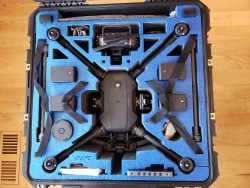 DJI Matrice 210 V2 +DJI Zenmuse XT2 R640 13MM (30hz) + Micasense Rededge (Like New) Image