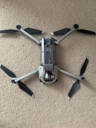 DJI Mavic Pro Platinum fly more combo in great condition! Image #3