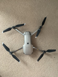 DJI Mavic Pro Platinum fly more combo in great condition! Image #2