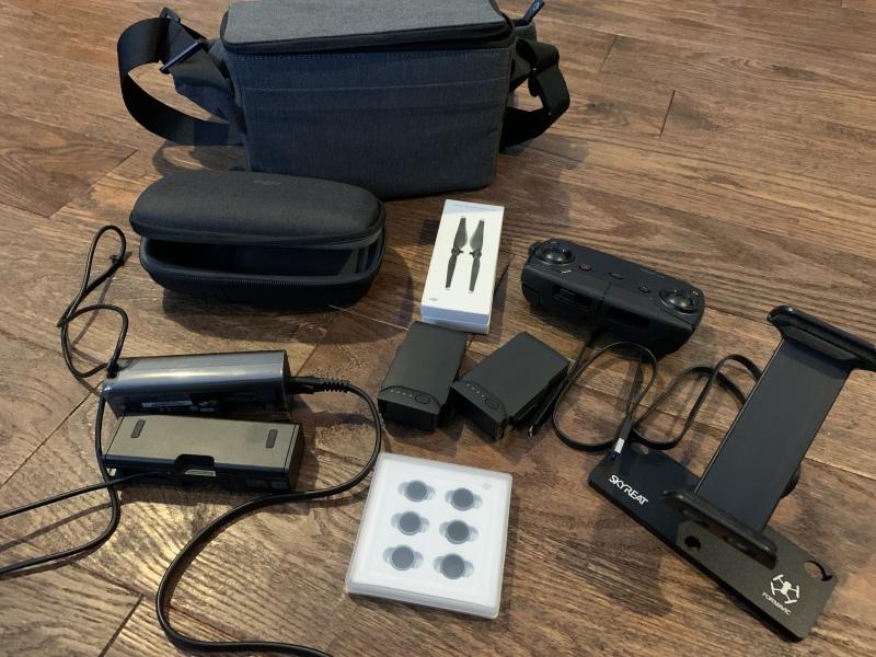 DJI Mavic Air accessory bundle Image #1