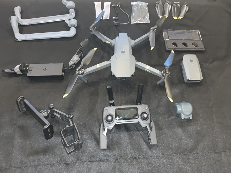 Mavic Pro - complete system with many extras Image #1