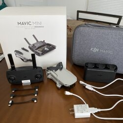 New DJI Mavici Mini Fly More Combo! Image
