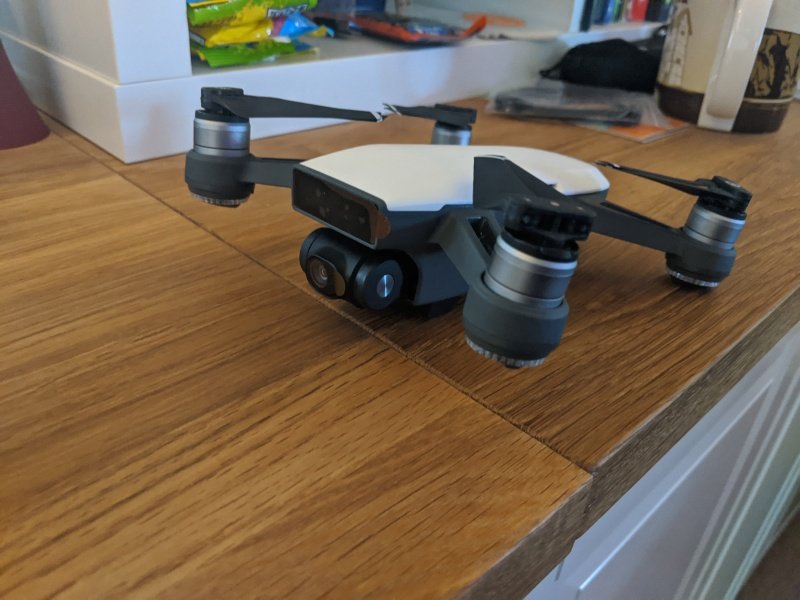 Newly referbished DJI Spark and lots of accessories/cases Image #1