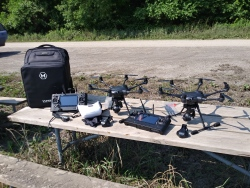 His and Hers Special. 2 Yuneec Typhoon H Hexacopter Drones. Image #2
