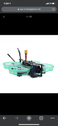 CINEKING 4K HD micro drone new in the box Image