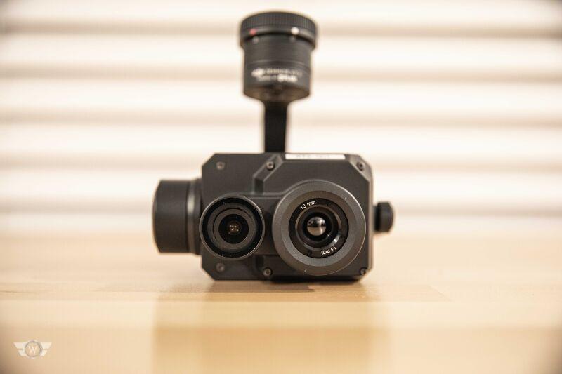 DJI Zenmuse XT2 FLIR 13mm 30Hz 640 FLIR Thermal Drone Camera Image #1