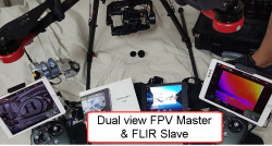 LOWERED - M600 Pro D-RTK kit | FLIR | FPV | Survey accuracy with Intelli-G V2 long range | CrystalSky | Custom with Extras | MAKE OFFER Image #4
