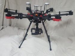 M600 Pro D-RTK kit | FLIR | FPV | Survey accuracy with Intelli-G V2 long range | CrystalSky | Custom with Extras. Image