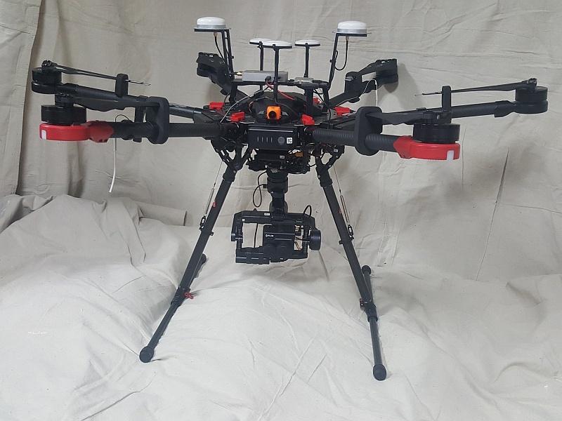 LOWERED - M600 Pro D-RTK kit | FLIR | FPV | Survey accuracy with Intelli-G V2 long range | CrystalSky | Custom with Extras | MAKE OFFER Image #1
