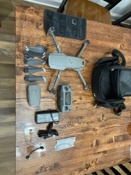 DJI Mavic 2 Pro, very lightly used. Image #3