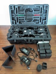 DJI M210 factory package. Extra accessories available. Image