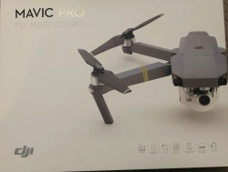 DJI Mavic Pro with Fly Combo Kit Image